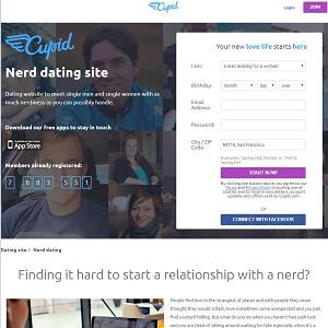 Sign Up and Start Meeting Local Singles Geeks FREE!